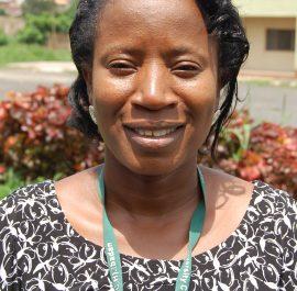 ADELEKE, Christianah Adeola
